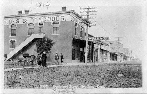 Boulevard Street, Goodland, Sherman County, Kansas - Page