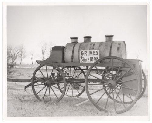 Kerosene tank wagon, Arkansas City, Kansas - Page