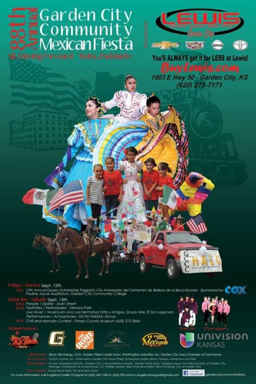 Garden City Community Mexican Fiesta - Page