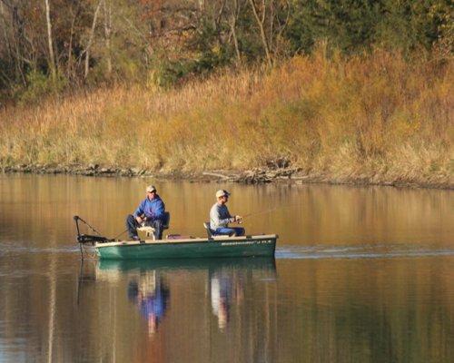 Sunday Fishing - Page