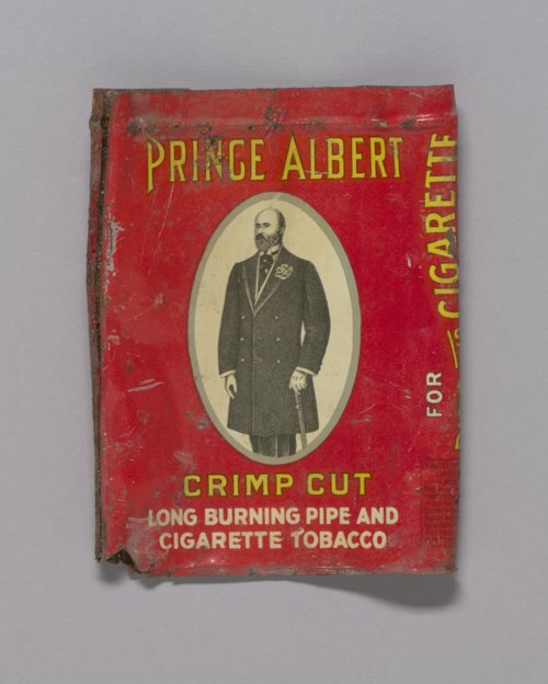 Prince Albert Pipe Tobacco Tin from the Last Chance Store, 14MO367 - Page