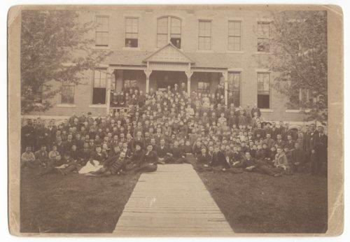 Salina Normal University in Salina, Kansas - Page