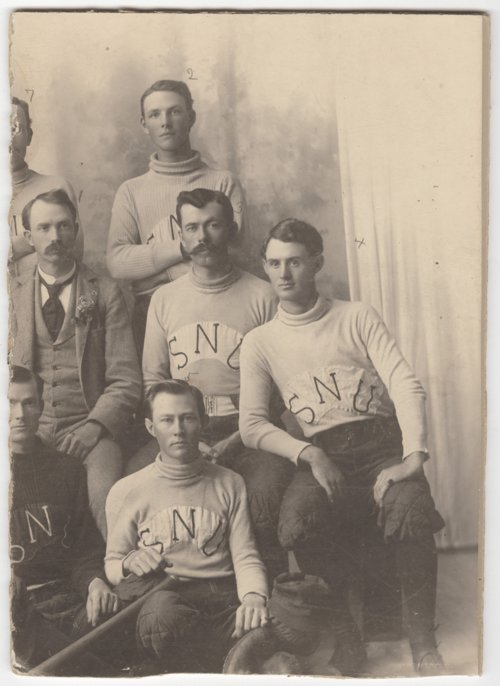 Salina Normal University baseball team, Salina, Kansas - Page