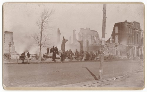 Fire, Salina, Kansas - Page