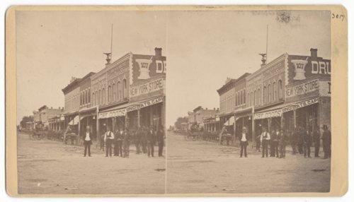 Street scenes, Salina, Kansas - Page