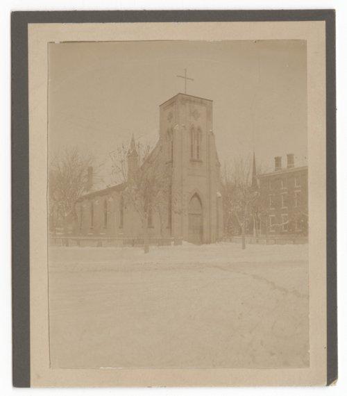 Church in Salina, Kansas - Page