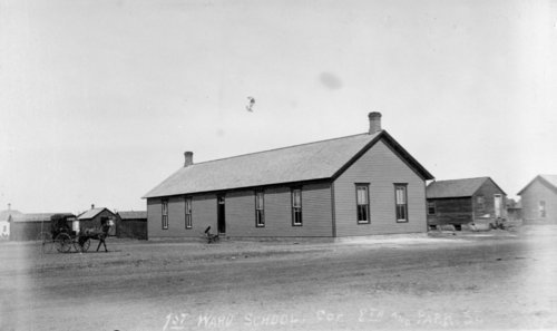 First Ward school in Larned, Kansas - Page