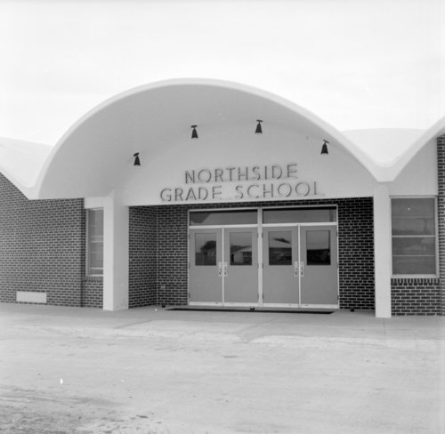 Northside School in Larned, Kansas - Page