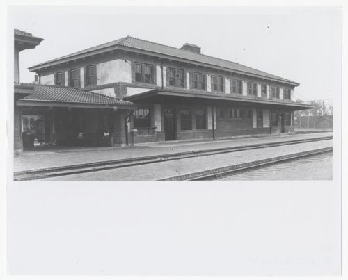 Atchison, Topeka and Santa Fe Railway Company depot - Page