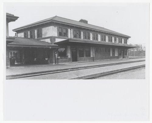 Atchison, Topeka & Santa Fe Railway Company depot - Page