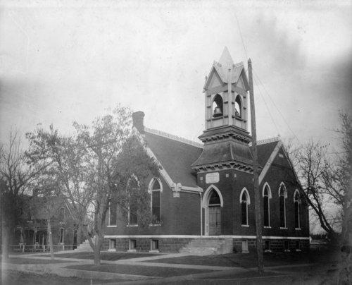 First Presbyterian Church, Larned, Kansas - Page