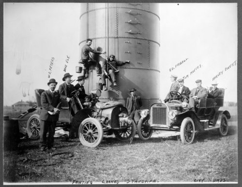 Larned Standpipe - Page
