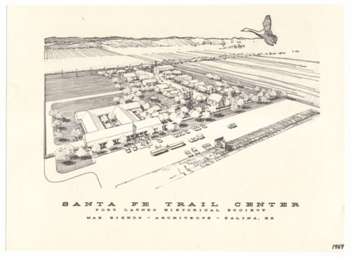 Santa Fe Trail Center, Larned, Kansas - Page