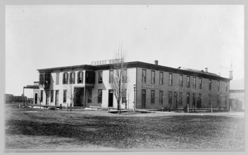 Larned House Hotel, Larned, Kansas - Page