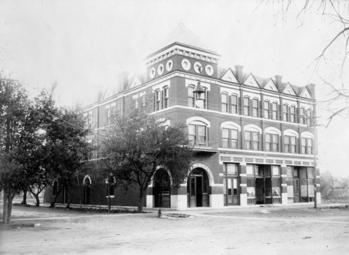 Grand Hotel, Larned, Kansas - Page