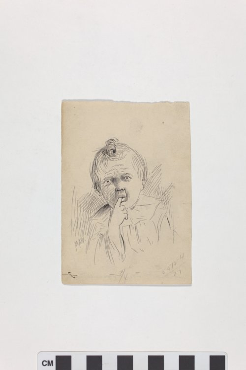 Drawings by Myron A. Waterman - Page