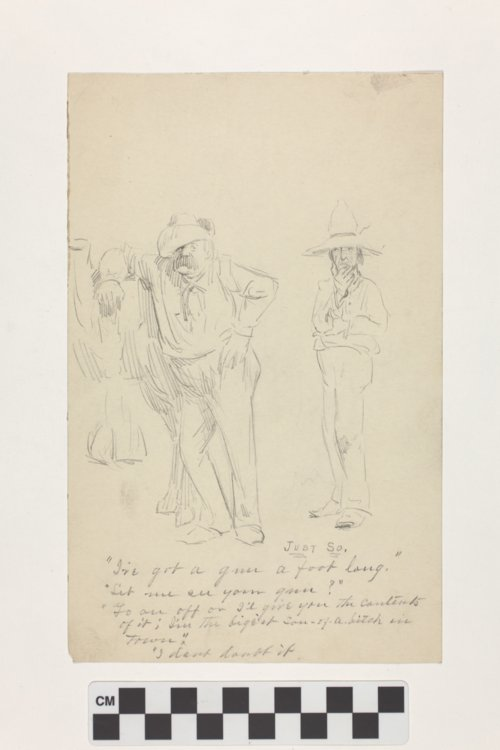 Drawing by Myron A. Waterman - Page