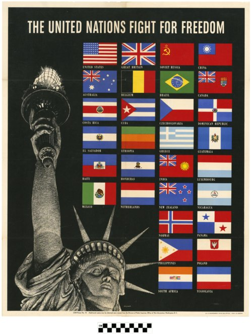 World War II Poster - Page