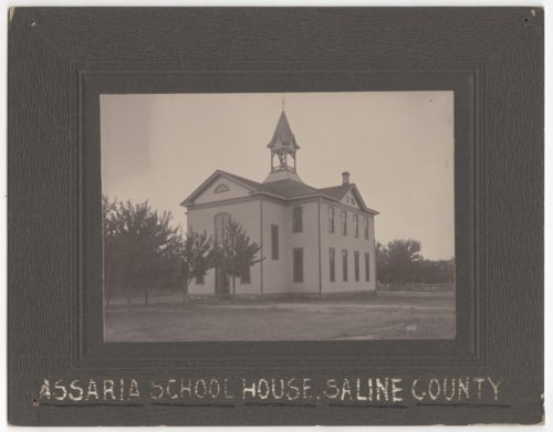 School house, Assaria, Kansas - Page