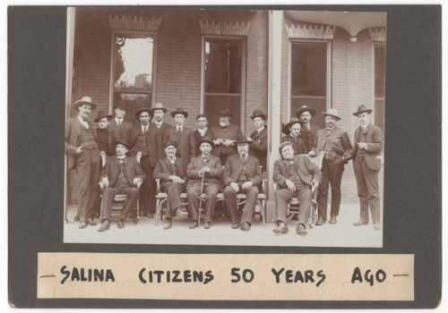 Salina Citizens, Salina, Kansas - Page