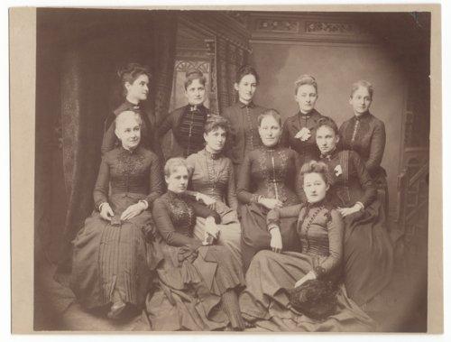 Unidentified women's group, Salina, Kansas - Page