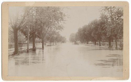 Flood scenes, Salina, Kansas - Page