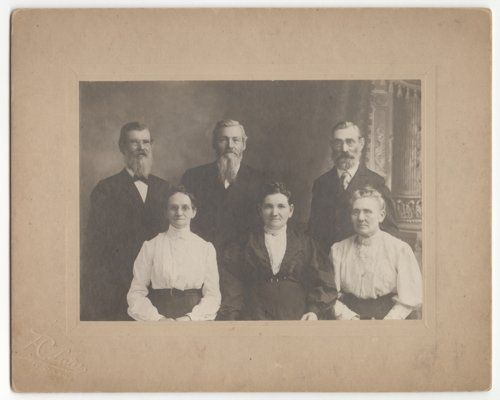 Founders of the Bethel Covenant Church in Topeka, Kansas - Page
