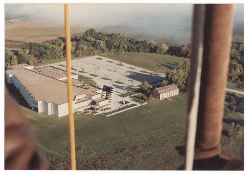 View of the Kansas State Historical Society, Topeka, Kansas - Page