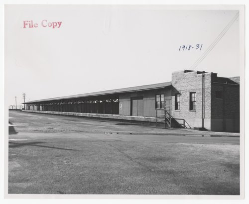 Atchison, Topeka & Santa Fe Railway Company freight yard - Page