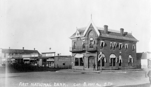 First National Bank, Larned, Kansas - Page