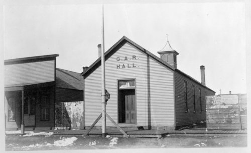 Grand Army of the Republic Hall, Larned, Kansas - Page