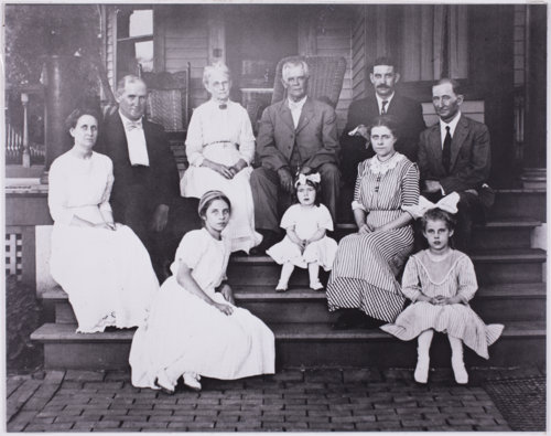Crane and Davis families in Topeka, Kansas - Page