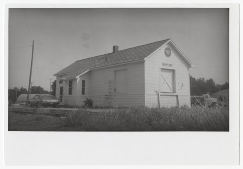 Missouri Pacific Railroad depot, Moundridge, Kansas - Page