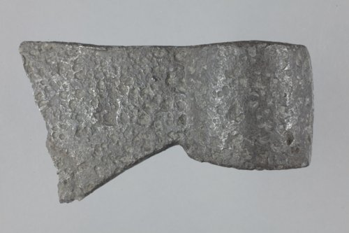 Belt Style axe from Fool Chief's Village, 14SH305 - Page