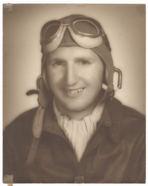 Harry Turbet Taylor's World War II letters - Page