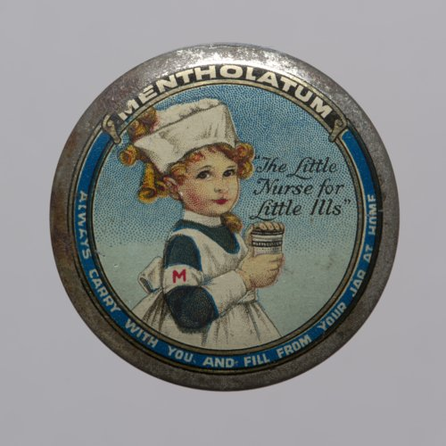 Medicine tin - Page
