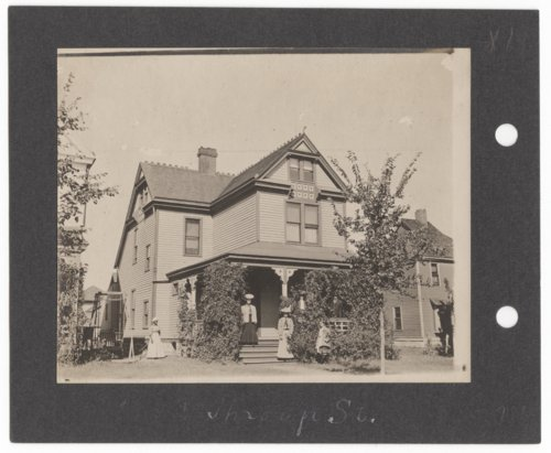 S. H. Fairfield home in Topeka, Kansas - Page