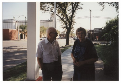 Homecoming parade in Cimarron, Kansas - Page
