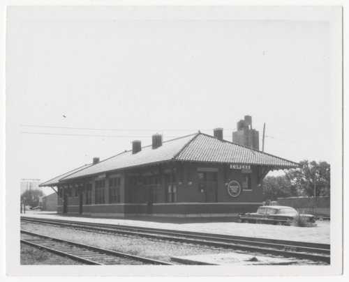 Missouri Pacific Railroad depot, Eureka,Kansas - Page