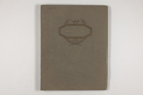 Purple & Gold yearbook, Ingalls, Kansas - Page