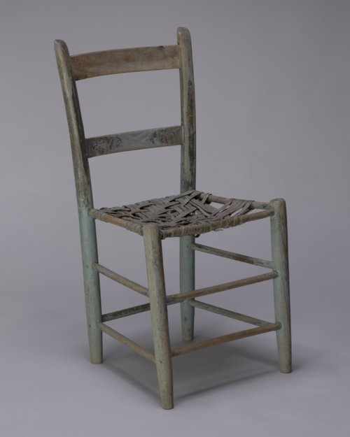 Underground Railroad chair - Page