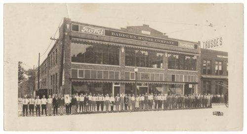 Badders Motor Company in Topeka, Kansas - Page
