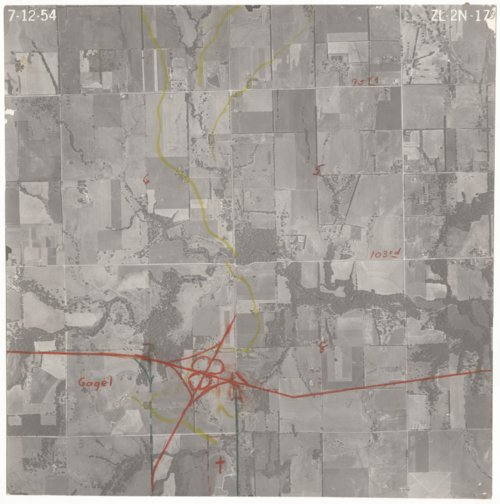 Aerial View of Johnson County, Kansas - Page