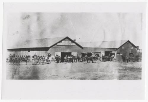 Irwin livery stable, Abilene, Kansas - Page