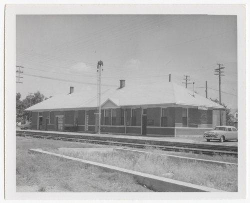 St. Louis-San Francisco Railway depot, Augusta, Kansas - Page