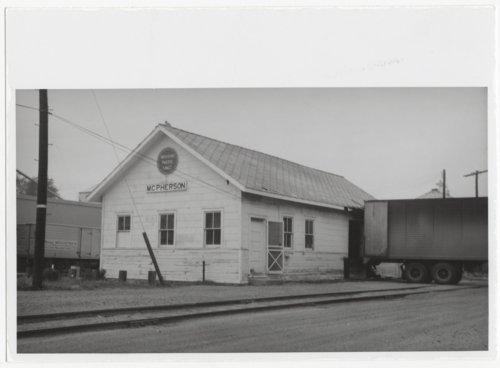 Missouri Pacific Railroad depot, McPherson, Kansas - Page