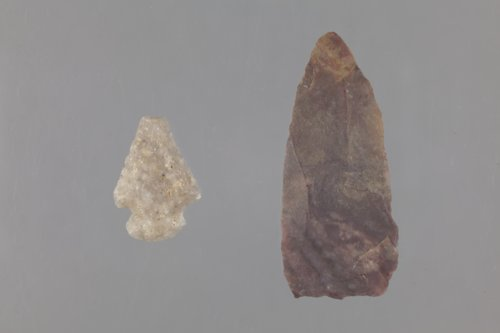 Lithic Artifacts from 14ST302 - Page