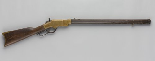 Henry repeating rifle - Page