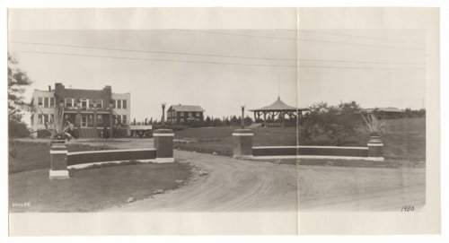 Hillcrest Tuberculosis Sanatorium, Topeka, Kansas - Page