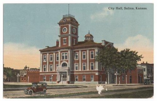 City Hall, Salina, Kansas - Page
